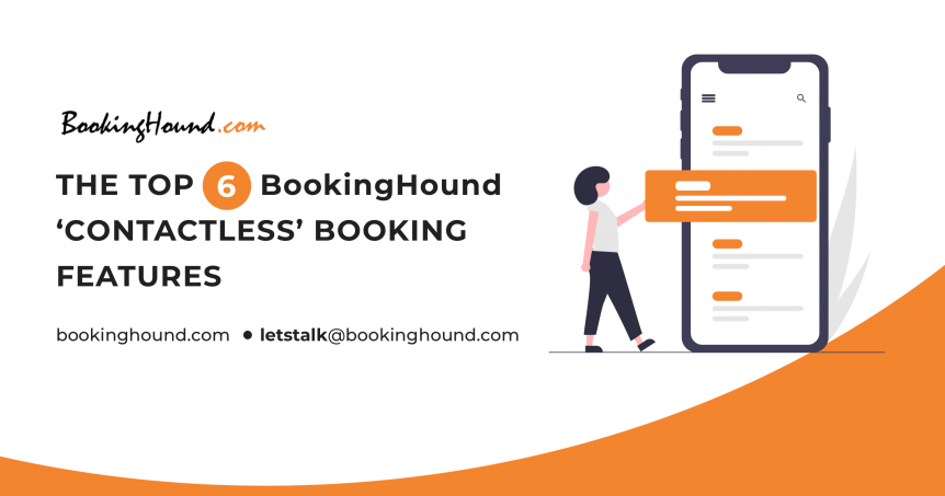 'Contactless' Booking Features