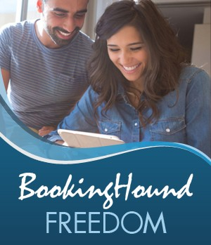 BookingHound Freedom Package