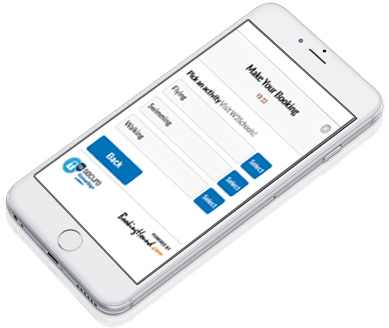 Mobile Compatible Booking System
